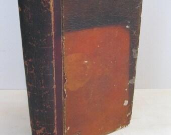 Vintage French Book - Essai sur L'esprit et L'influence de La Reformation de Luther - 1804 - Reformation Of Luther