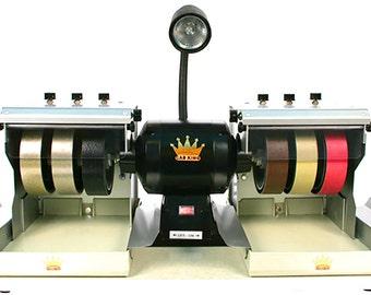 CAB KING 6V3 lapidary grinding polishing cabochon  machine