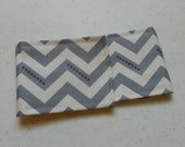Diaper bag accessories Diaper Strap - Grey Chevron