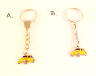 VW Beetle Keyrings