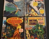 Comic Books Vintage Collectible Antique