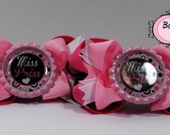 Mini Boutique Bows. Miss Priss