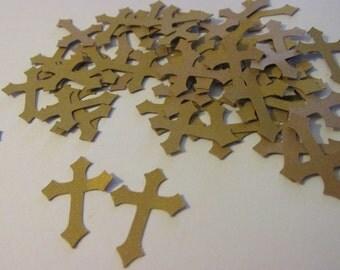 Cross confetti (100 count)