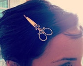 hair pin Set of 6 Scissor Bobby Pins!  Best Seller!  The Original Bobby Pins Featured on Etsy & Pinterest