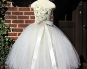 Brianna - Flower Girl  Dress size   12-18m, 18-24m, 2t, 3t, 4t, 5t, 6