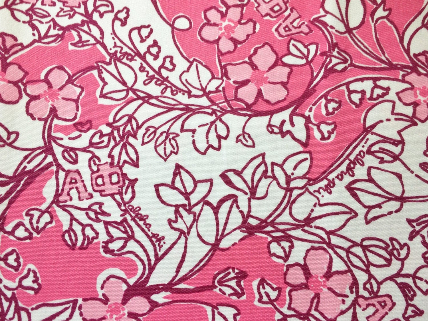 Wallpaper Lilly Pulitzer Casa