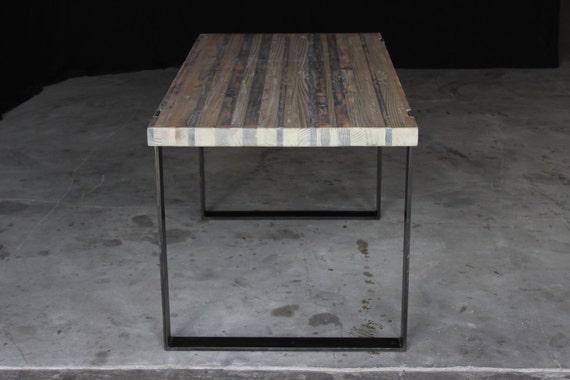 8' original dining table
