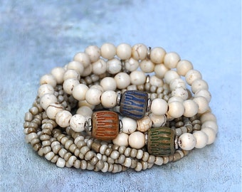 Rustic Boho Style by BeadRustic | Free Shipping in December