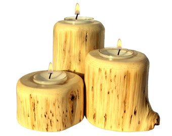 Three Tier Candle Set