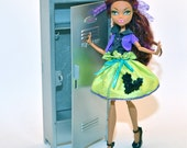 Closing Sale - Teen Wolf - Monster HIgh Doll and Dress