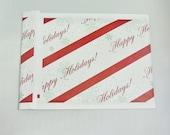 50 Padded Kraft Holiday  Bubble Mailers Mailing Envelopes   Self Adhesive  Envelopes size 0 6x9 size