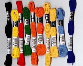 DMC Broder Special - Brilliant Cutwork Thread - Size 16