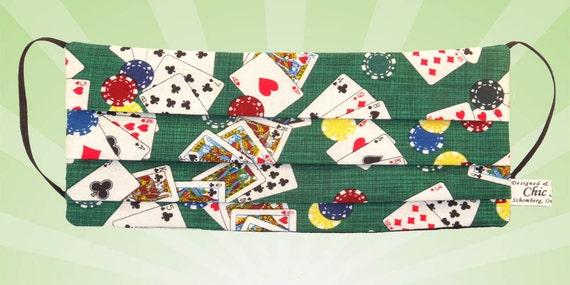 Poker card in mouth ragnarok