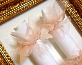 Champagne Wedding Cracker