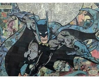 Batman 3 Print 11x17