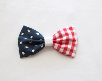 American Flag Bow