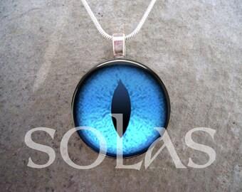 Dragon Eye Jewelry - Glass Pendant Necklace - Dragon Eye 45 - PRE-ORDER