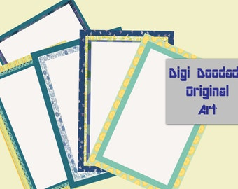 Instant Download Journal Cards Printable