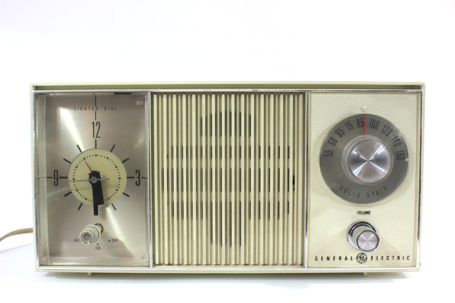 general electric vintage clock radio - Music Search Engine ...