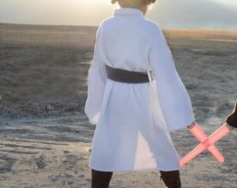RTS Star Wars inspired Leia Robe/Cloak - toddler