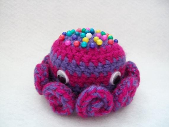 Octopus Pattern - Amigurumi Crochet pattern