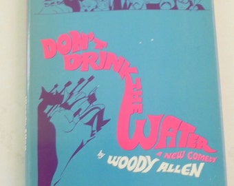 Don't Drink The Water By Woody Allen Random House Play