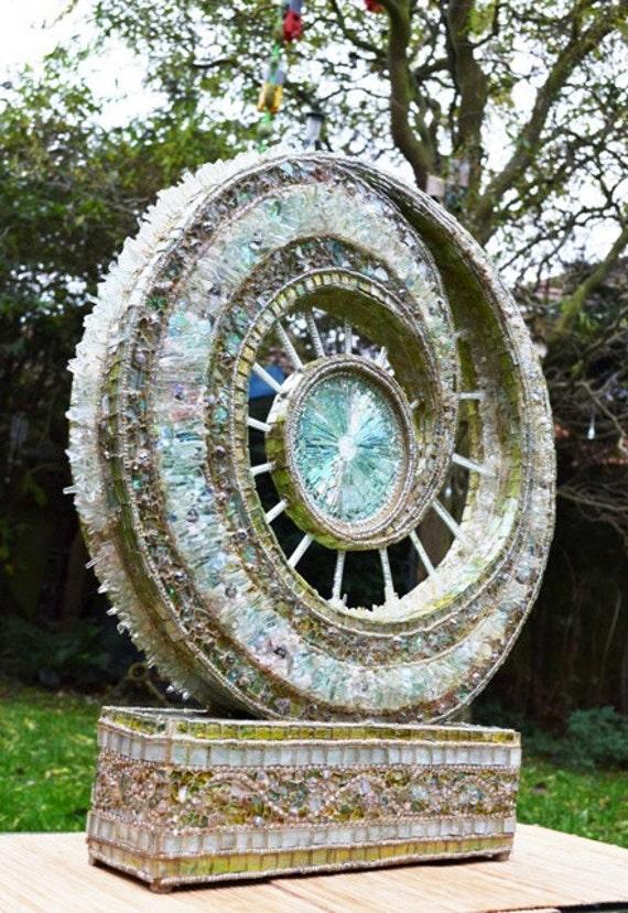 Mosaic Art Mosaic Sculpture Amp Mosaic Lamp By Nikkiellawhitlock