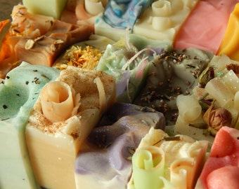 Soap of the Month Club - Six Month Membership // shipping included in total price // Mother's Day gift // birthday anniversary holiday