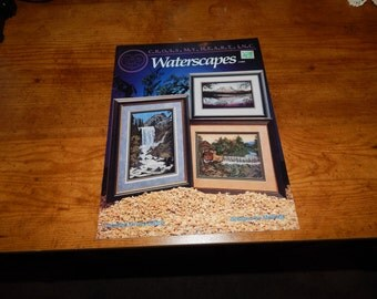 Cross Stitch Waterscapes Leaflet