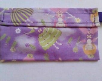 Purple Fairy Reusable Snack Bag