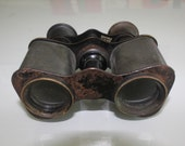 Vintage binoculars, made in France