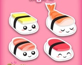 Nigiri BIG sticker pack