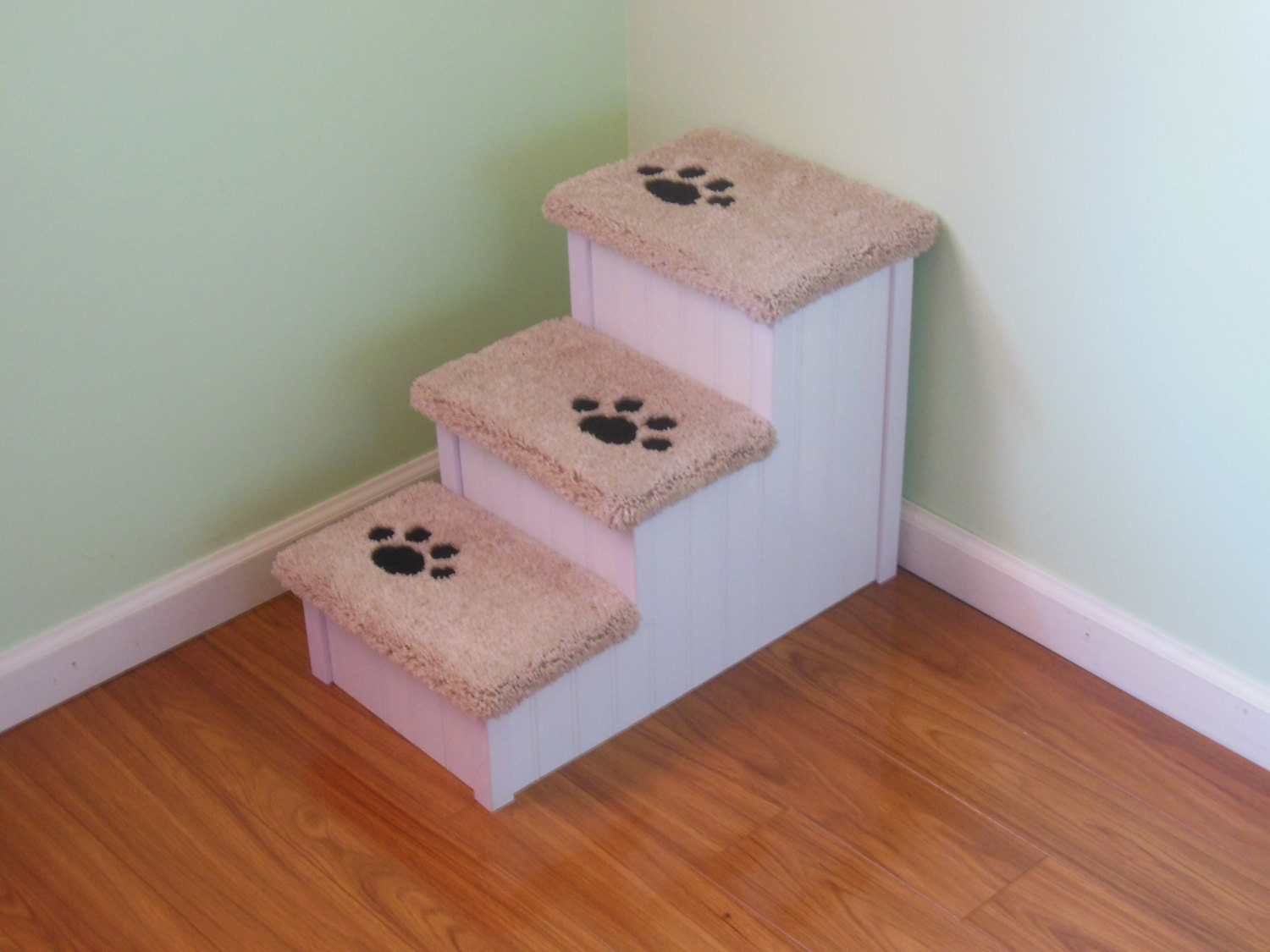 Dog Stairs, 15 High Pet Steps, Puppy Stairs, Pet Furniture, Small Dogs, Pet  Lovers, Handmade In USA, Pet Supplies, Pet Steps For Dogs