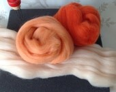 3 x Lovely felting wool