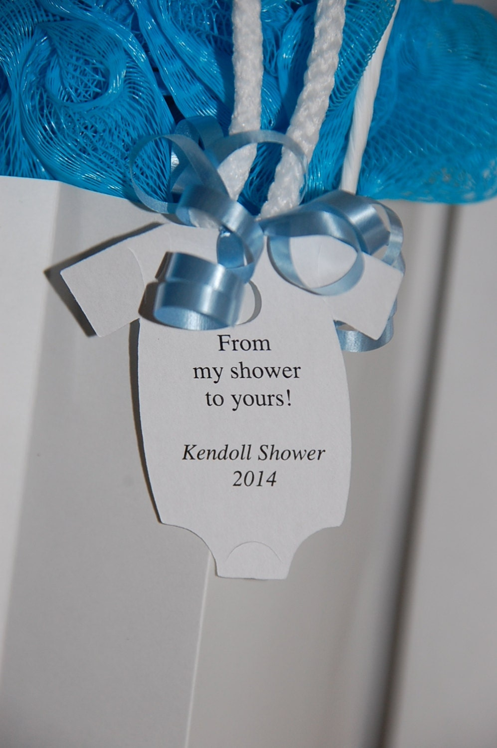 From My Shower To Yours Gift Tags Baby Onesie Gift Tags