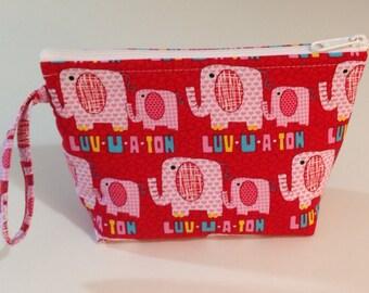 Luv-U-A-Ton Make Up Bag - Accessory - Cosmetic Bag