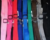 Handmade Adjustable Dog Seat Belt & Leash