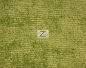 "Solid Corduroy Fabric - CELERY - 60"" Width Sold By The Yard"