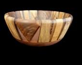 Eco Unique Handturned   bowl