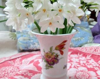 Schuman Arzberg Porcelain Vase for the Tea Table