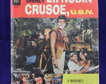 Robinson Crusoe Dick Van Dyck
