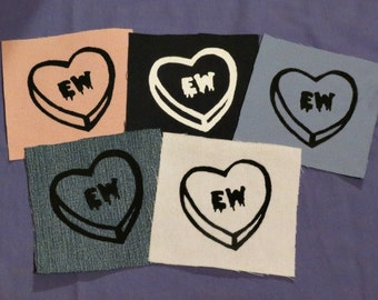 EW Heart Patch