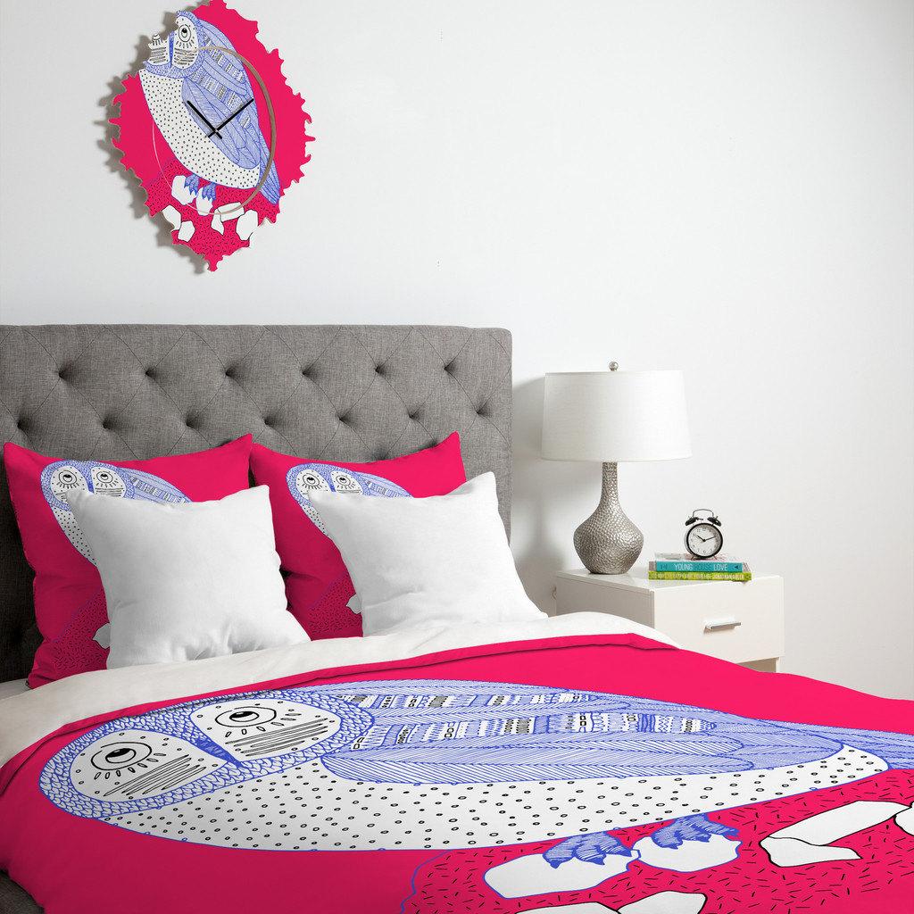 Owl Bedroom Owl Duvet Cover Etsy