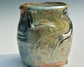 Pearlescent Vase