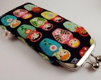 Matryoshka Eyewear/Crochet Hook Pouch