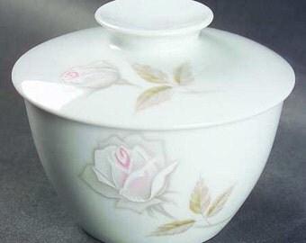 Mint Noritake Edenrose pattern Sugarbowl