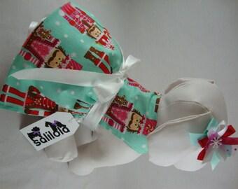 Candycracker - Reversible Dog Dress