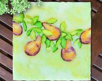Original Pears Painting