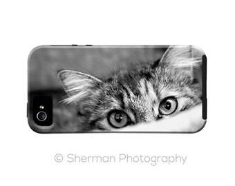 Cat iPhone SE Case - iPhone 6s Plus Cover - Kitten iPhone 5s Case - Cat iPhone 6s Case - Eyes iPhone 5 Case - Kitten iPhone 6 Plus Case