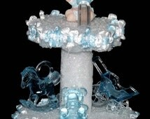 Baby Shower Party Favor, Uniquely Designed and Individually Handcrafted, Item# Babshw-01-012